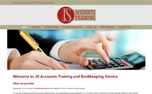 JS Accounts Training