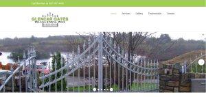 Glencar Gates
