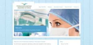 Professional Embalmers Association of Ireland