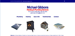 Michael Gibbons Plumber & Heating